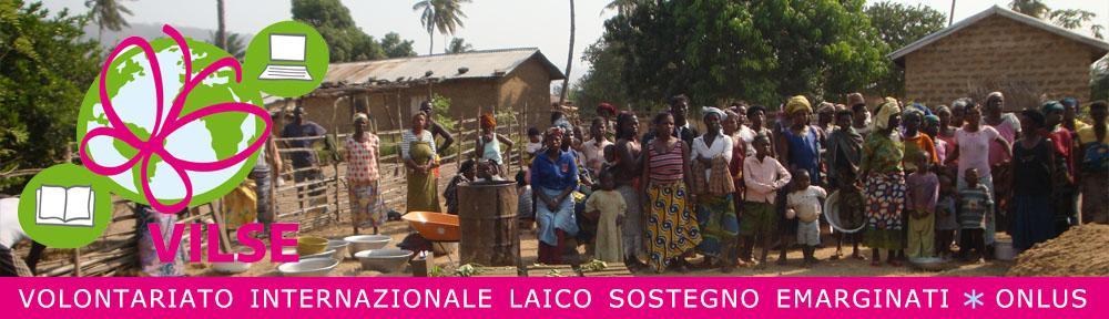 VILSE – Volontariato Internazionale Laico Sostegno Emarginati – Onlus
